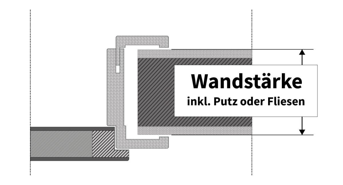 Prüm Classic C2 Weisslack exklusiv Türelement | Stil Türen | Prüm ...